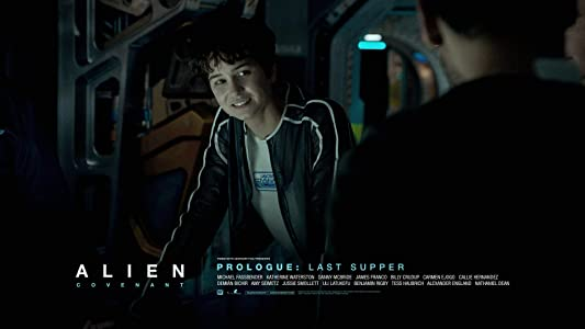 Watch online movie videos Alien: Covenant - Prologue: Last Supper [1680x1050]