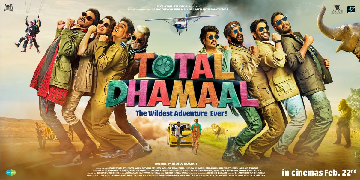 Total Dhamaal (2019) Film Indian Online Subtitrat
