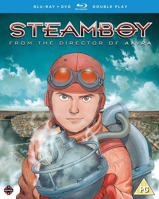 蒸汽男孩 | Steam Boy 【日配中字内嵌/1.95G】