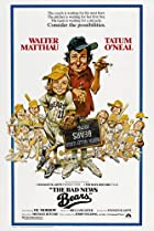The Bad News Bears (1976) Poster