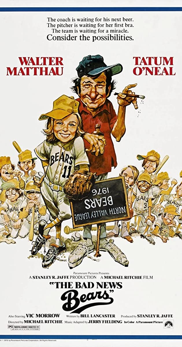 The Bad News Bears (1976) Subtitles