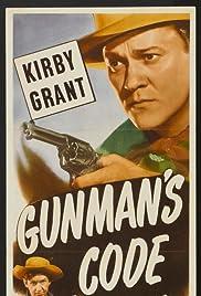 Gunman's Code Poster