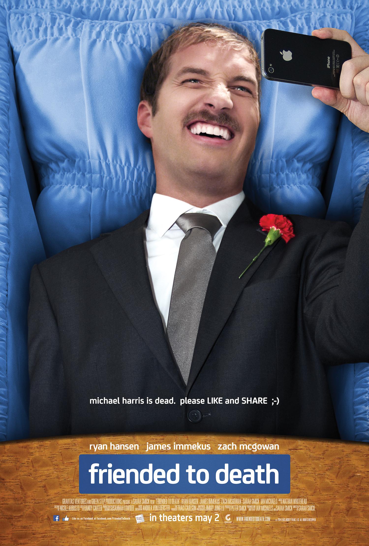 Ryan Hansen in Friended to Death (2014)