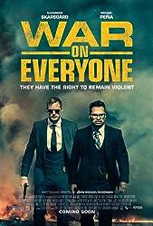 فيلم War on Everyone مترجم