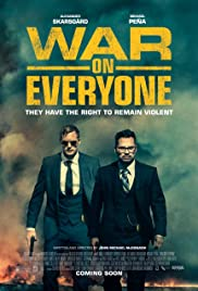 War on Everyone (2016) 1080p