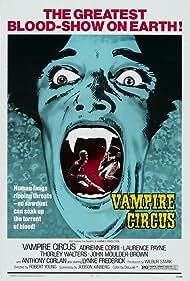 Vampire Circus (1972) Poster - Movie Forum, Cast, Reviews