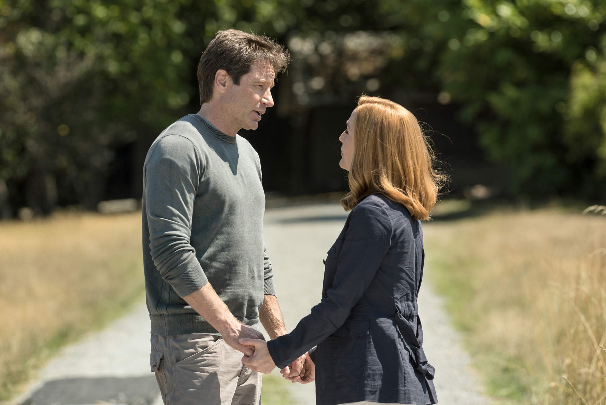 x-files mulder scully love