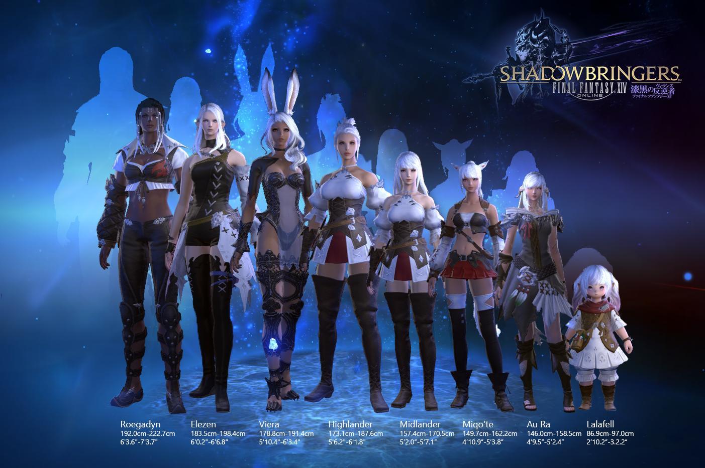 Final Fantasy XIV: Shadowbringers (2019)