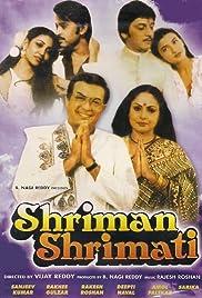 Shriman vs shrimati online dating
