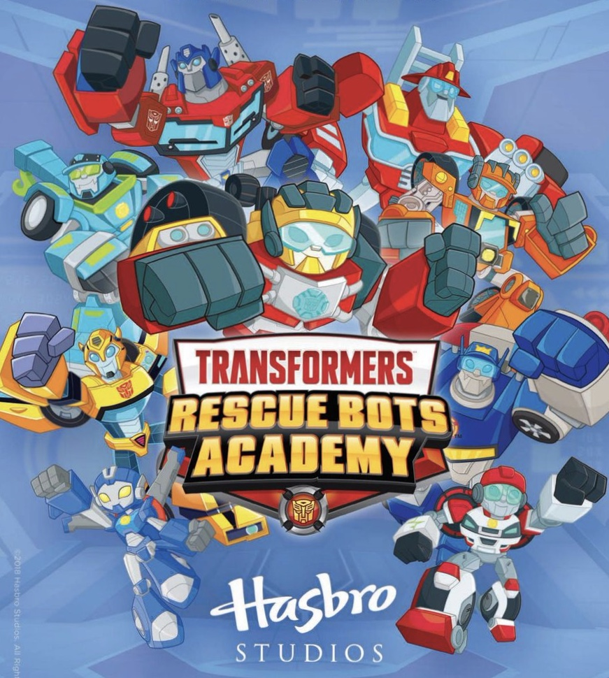Transformers: Rescue Bots Academy (TV Series 2019– ) - Photo