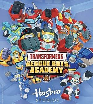 Where to stream Transformers: Rescue Bots Academy