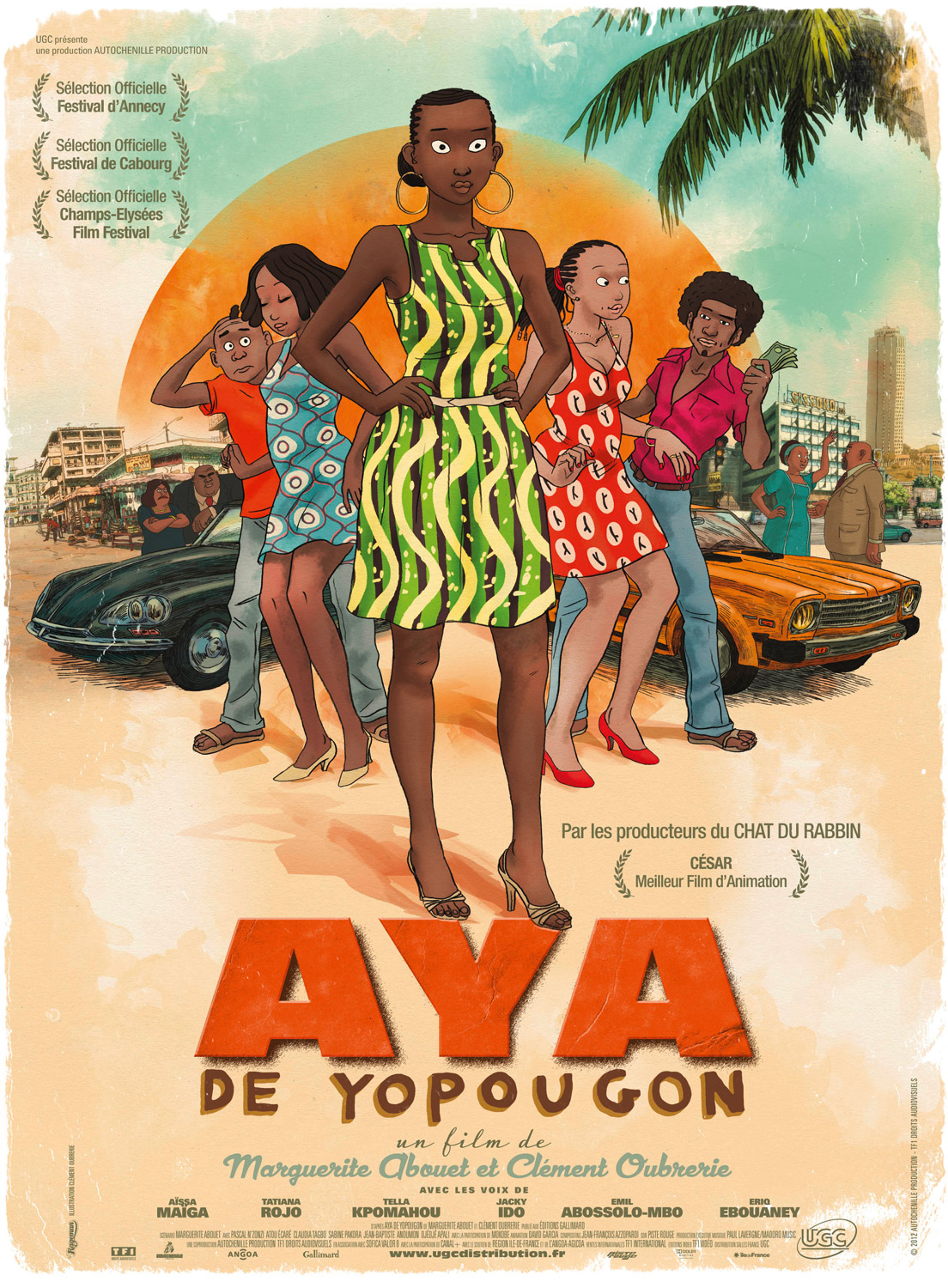 aya de yopougon en streaming