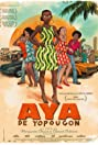 Aya of Yop City (2013) Poster