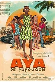Aya of Yop City Poster