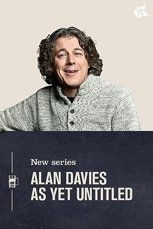 Where to stream Alan Davies: As Yet Untitled