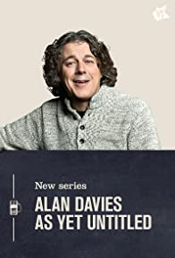 Primary photo for Alan Davies: As Yet Untitled