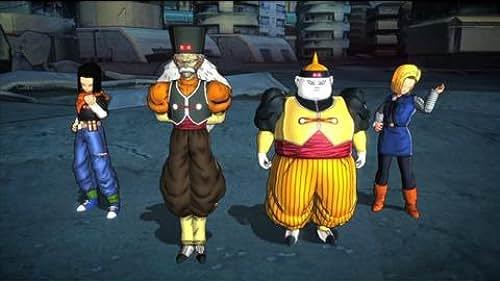 Dragon Ball Z: Battle Of Z (VG)