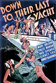Down to Their Last Yacht (1934) Poster - Movie Forum, Cast, Reviews