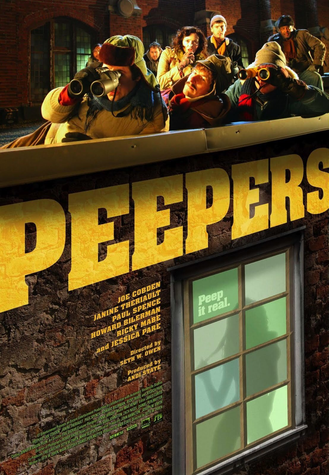 peeper Milf does