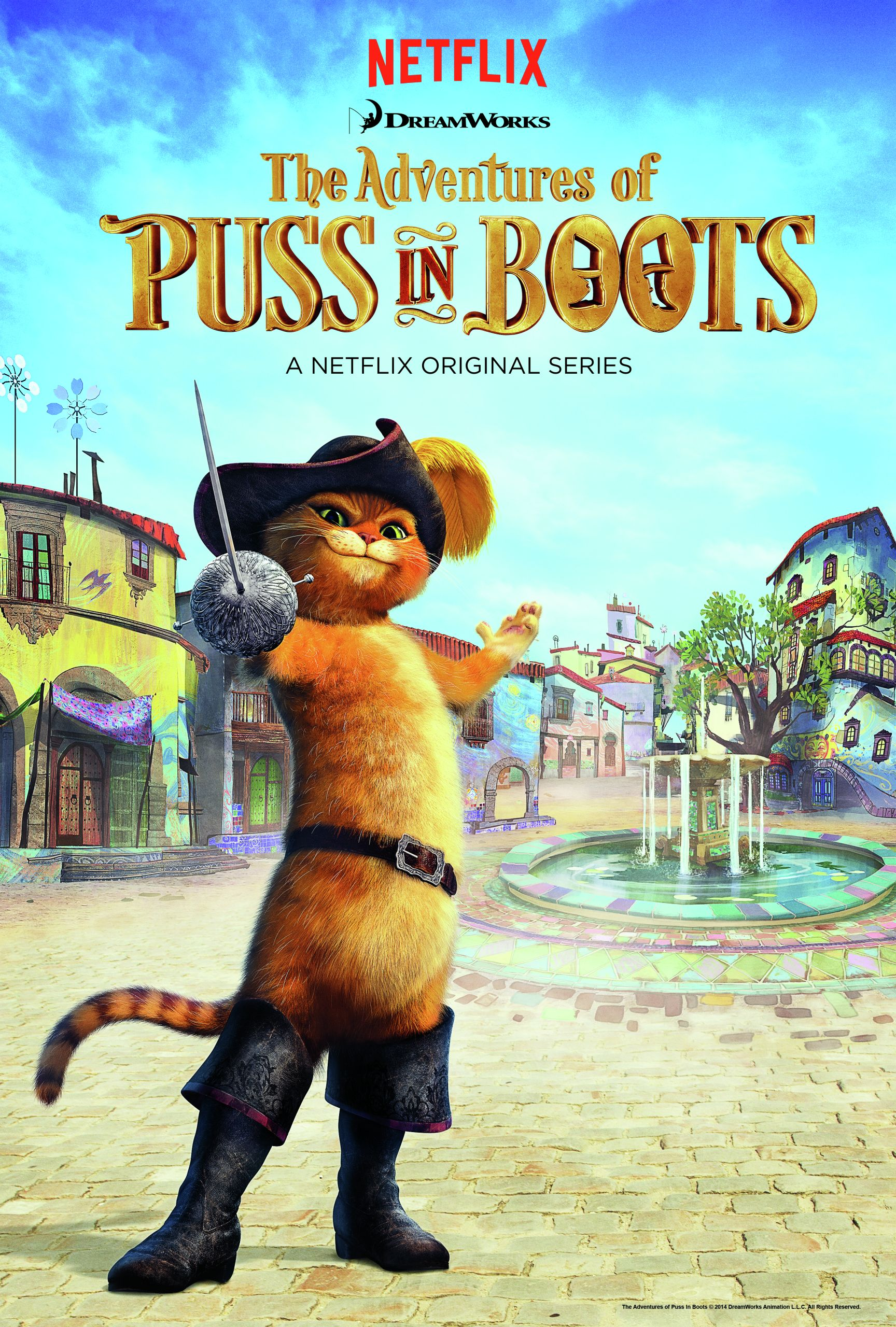 The Adventures Of Puss In Boots Tv Series 20152018 Imdb