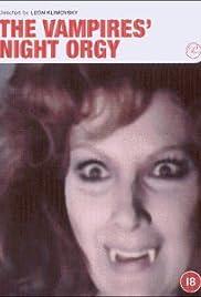 The Vampires Night Orgy(1973) Poster - Movie Forum, Cast, Reviews