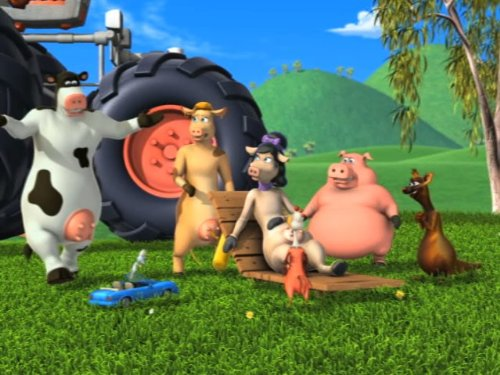 back at the barnyard abby veronica anchor cow tv episode 2009