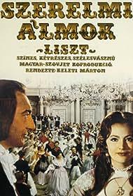 Szerelmi álmok - Liszt Poster - Movie Forum, Cast, Reviews