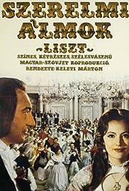 Szerelmi álmok - Liszt Poster