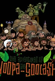 The Adventures of Voopa the Goolash Poster