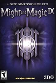 Might and Magic IX Poster