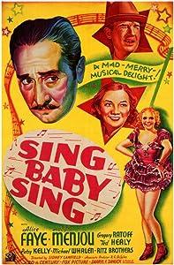 Action movie downloads free Sing, Baby, Sing USA [480x800]