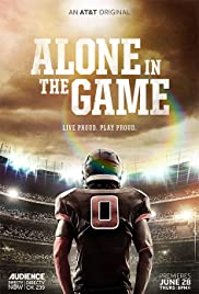 Alone in the Game Poster