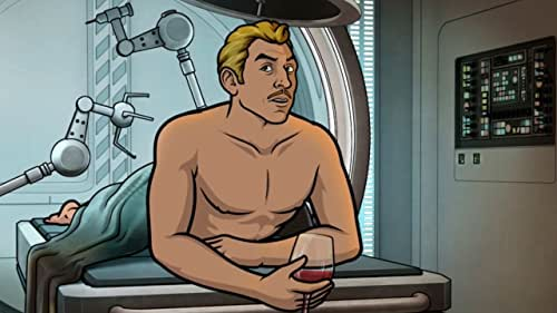 Archer: Ray's Glamorous Colonoscopy