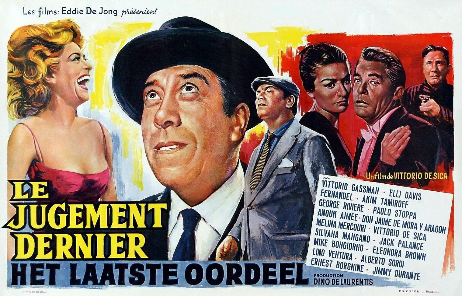 Il giudizio universale (1961)