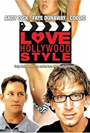Love Hollywood Style Poster