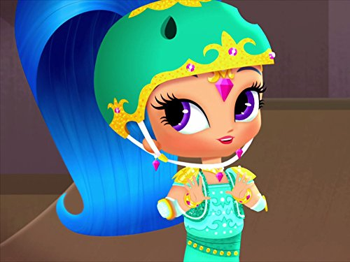 Shimmer And Shine The Great Skate Mistake Tv Episode 2016 Imdb