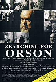 Searching for Orson Poster