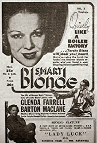 Primary photo for Smart Blonde