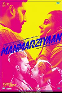 New movie trailer video free download Manmarziyaan [BDRip]