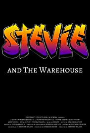 Stevie and The Warehouse Poster