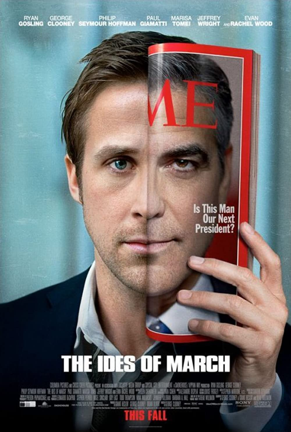 The Ides of March - Tage des Verrats: Directed by George Clooney. With Ryan Gosling, George Clooney, Philip Seymour Hoffman, Paul Giamatti. An idealistic staffer for a new presidential candidate gets a crash course on dirty politics during his stint...