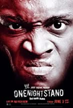 Primary image for WWE One Night Stand
