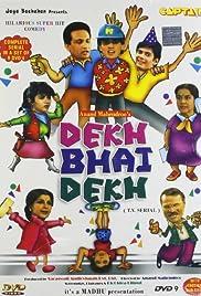 Dekh Bhai Dekh Poster - TV Show Forum, Cast, Reviews