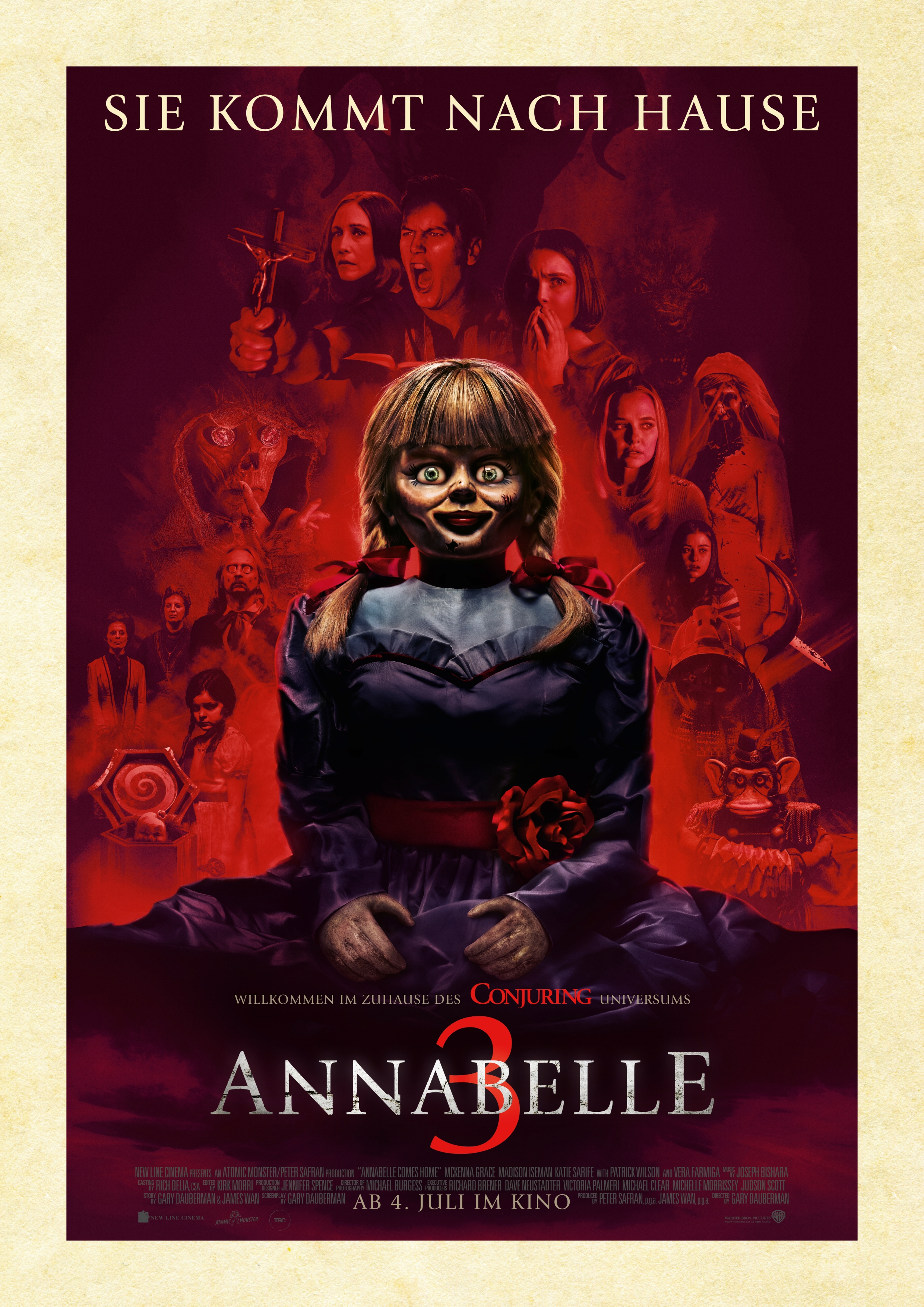 Annabelle Comes Home 2019 Photo Gallery Imdb