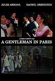Un gentilhomme à Paris Poster