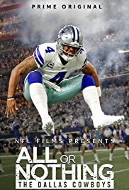 all or nothing the dallas cowboys tv mini series 2018 imdb