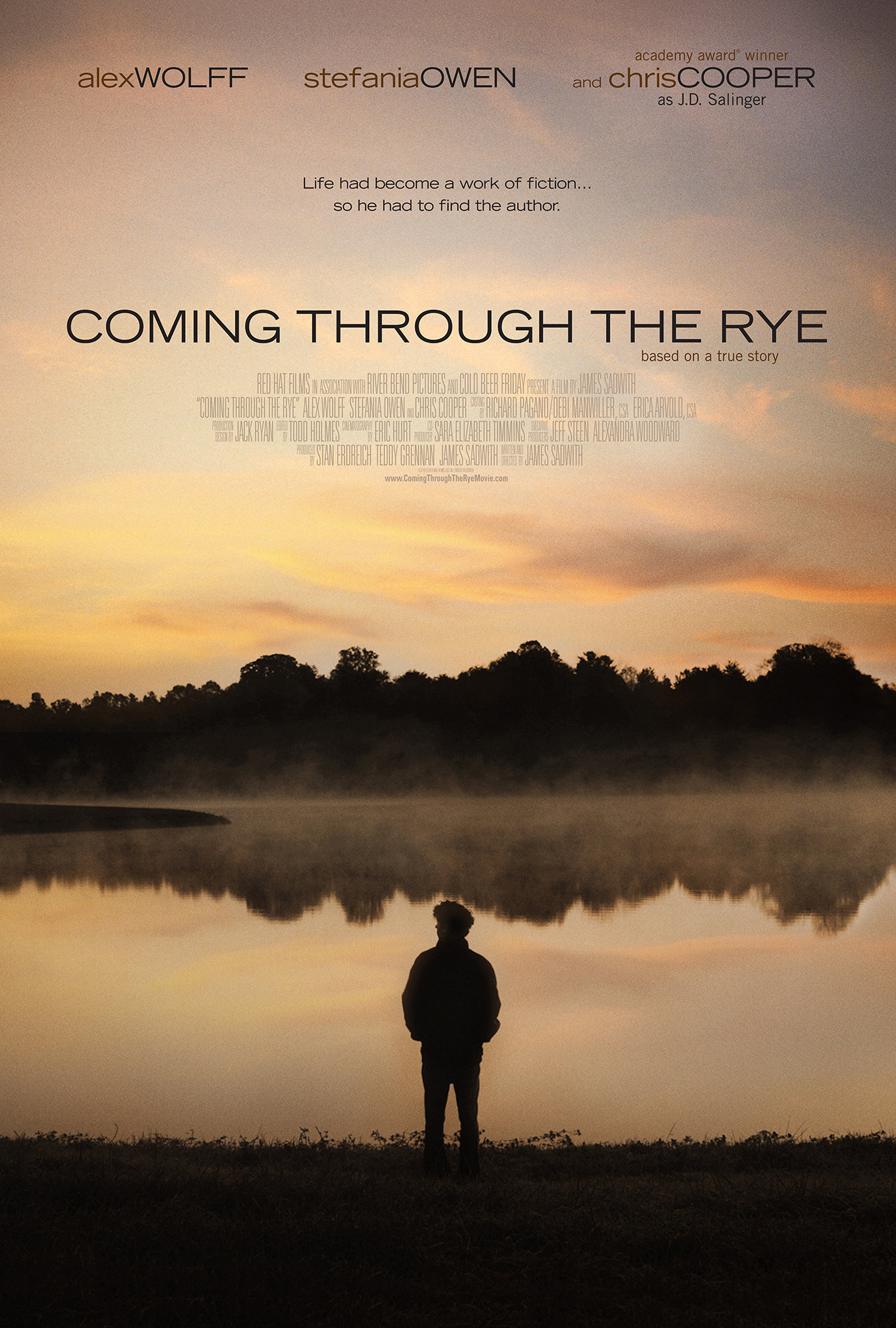 Coming Through The Rye 2015 Imdb