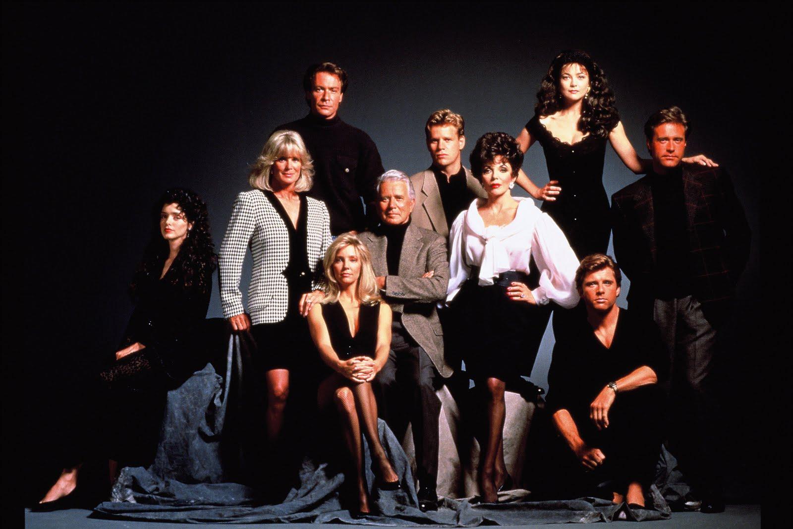 Dynasty: The Reunion (TV Mini-Series 1991) - IMDb