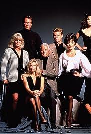Dynasty: The Reunion Poster - TV Show Forum, Cast, Reviews