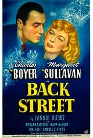 Charles Boyer and Margaret Sullavan in Back Street (1941)